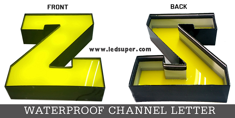 Channel-Letter-Waterproof
