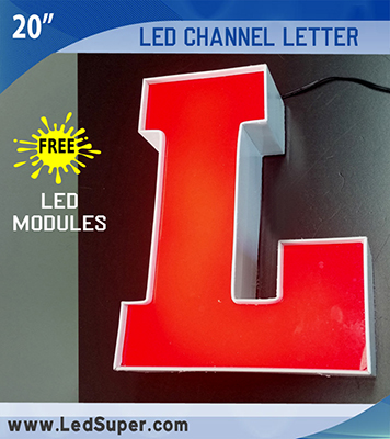 Channel-Letters-20''
