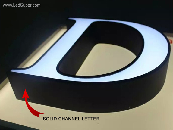 Channel-Letter-D solid
