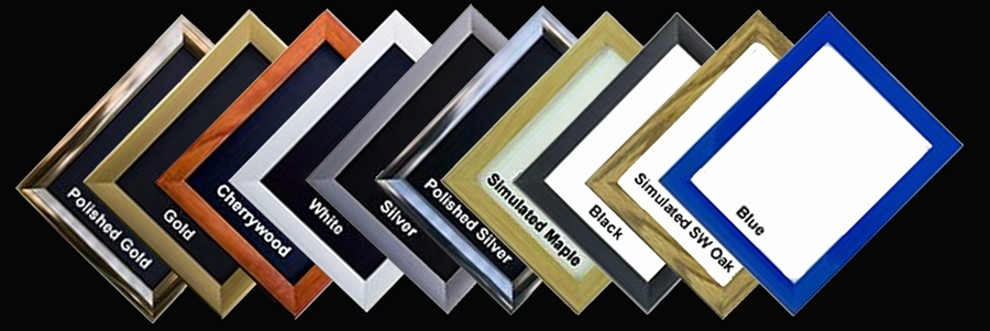 Frames Color Choice
