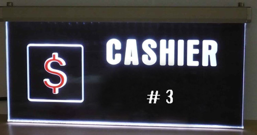 LED_Cashier_Sign