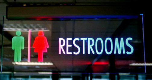 LED_Sign_Restroom