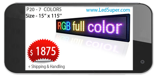Led_Message_Sign_Board_7_colors_Messages_7