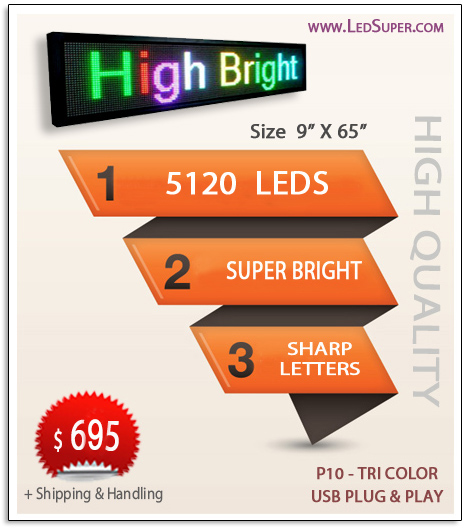 P10-Tri-Color-Led-Sign-Scrolling-Sign-Board-4