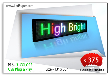 Tri-Color-Led-Sign-Scrolling-Message-Sign-Board